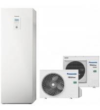Panasonic Aquarea 9 kW 185l su 3 kW el. tenu WH-ADC0309J3E5/WH-UD09JE5, R32 freonas