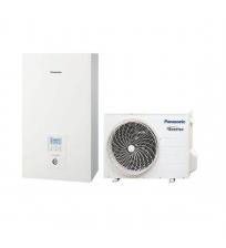 Panasonic Aquarea 9 kW su 3 kW el. tenu WH-SDC0709J3E5/WH-UD09JE5, R32 freonas