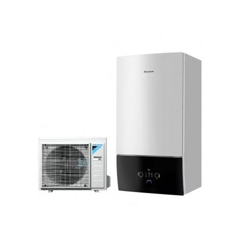 DAIKIN Altherma3 7.74 kW su 9 kW el. tenu ERGA06DV, EHBH08D9W