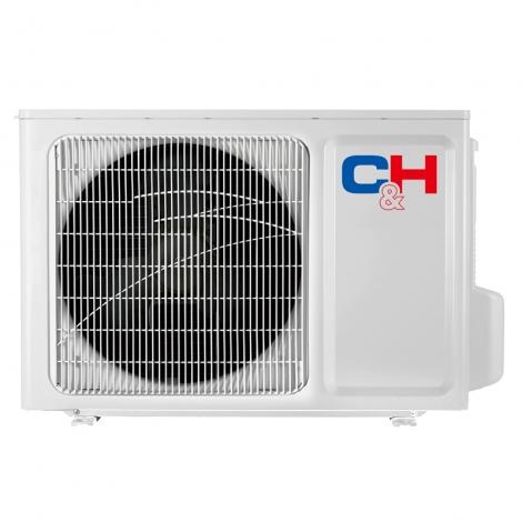 Oro kondicionierius - šilumos siurblys COOPER&HUNTER SUPREME CH-S18FTXAM2S-SC (Sidabrinis) 5.30/5.57 KW